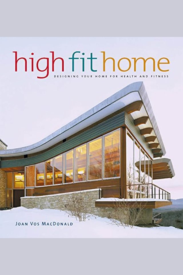 Book Cover: High Fit Home