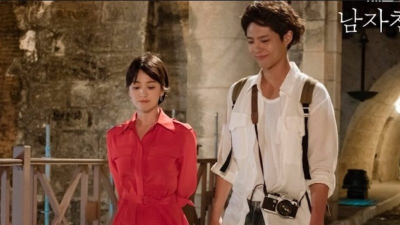 Can Park Bo Gum Free Song Hye Kyo From Her Icy Tower In Encounter?