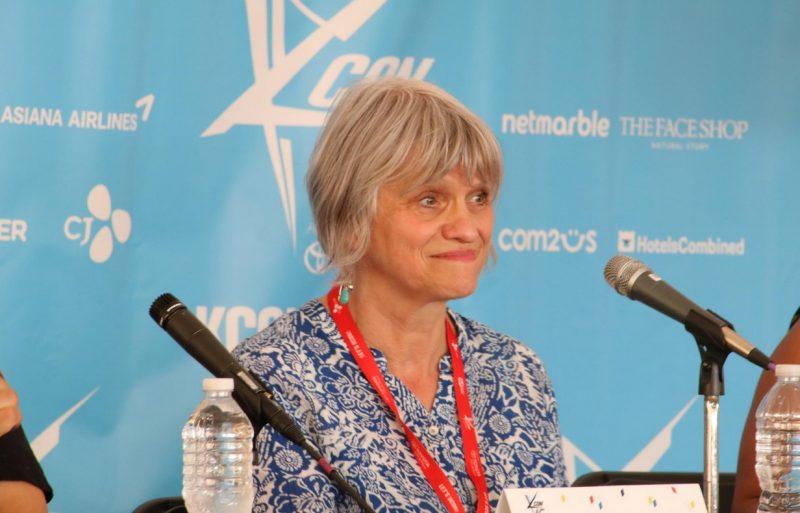 Joan at KCON