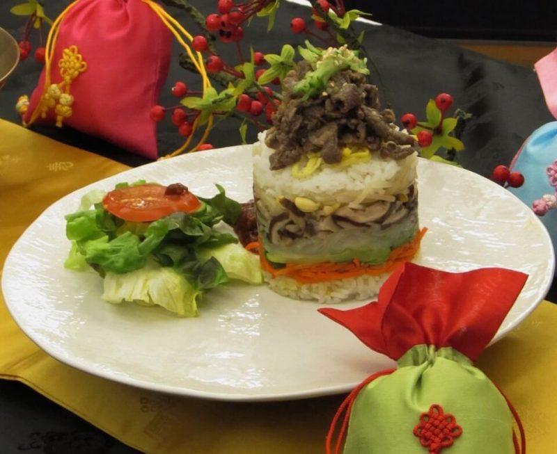 Kim Soo Jin's Food