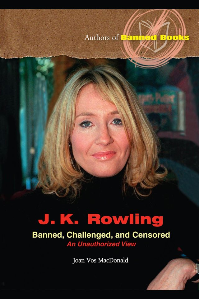J.K. Rowling: Banned, Challenged, and Censored